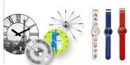 네덜란드 디자인시계 넥스타임